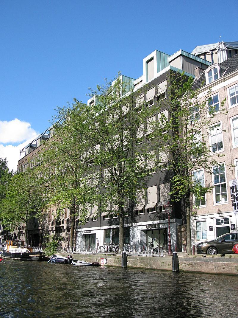 アムステルダムの本社。wikipediaより引用